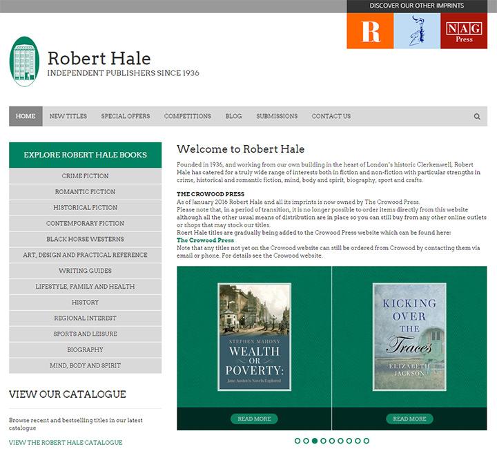 hale books