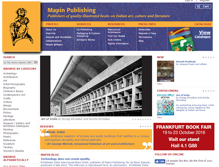 mapin publishing