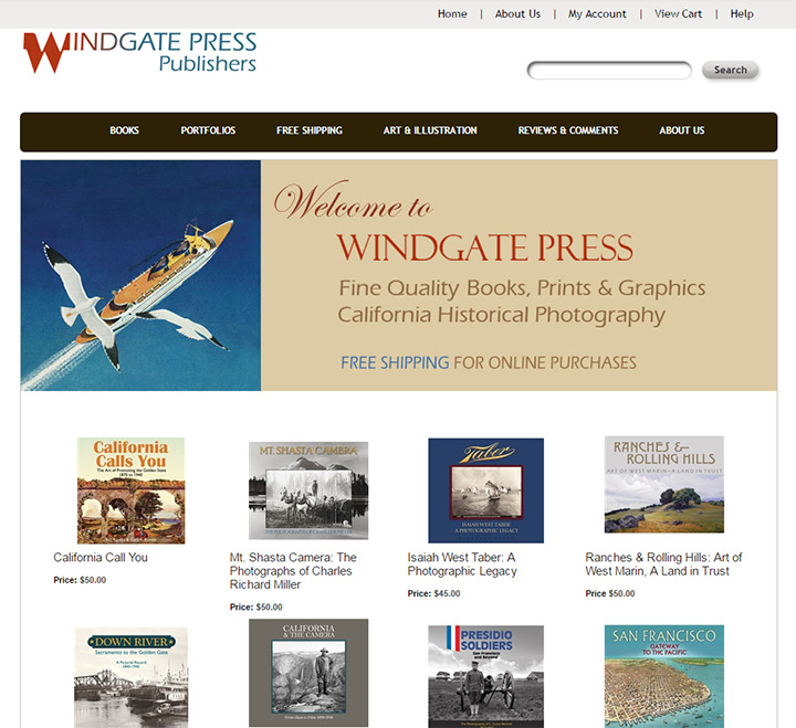 windgate press publishers