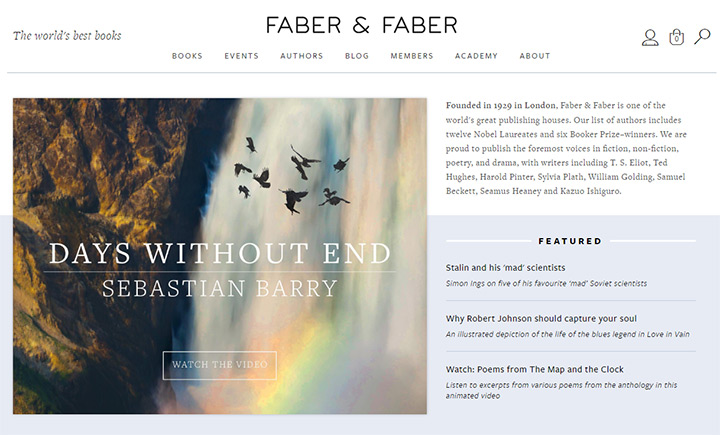 faber and faber