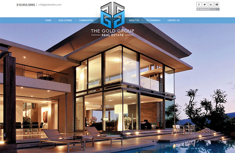 group gold realty