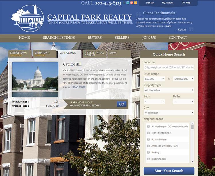 capital park realty