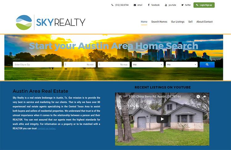 sky realty