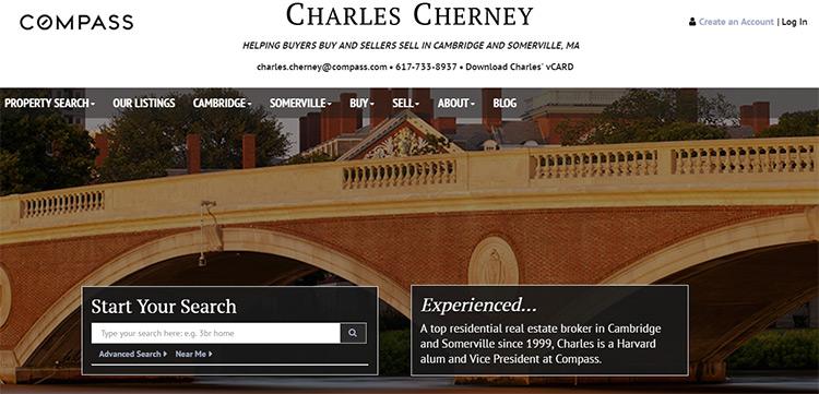charles cherney