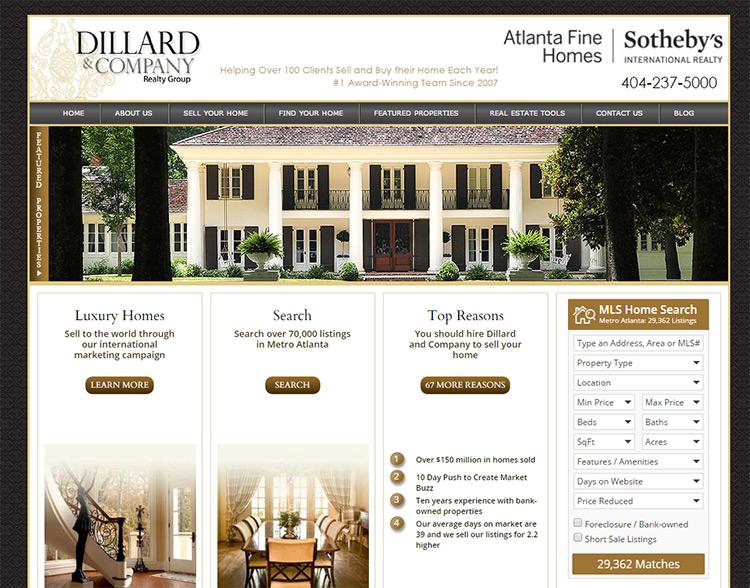 dillard properties