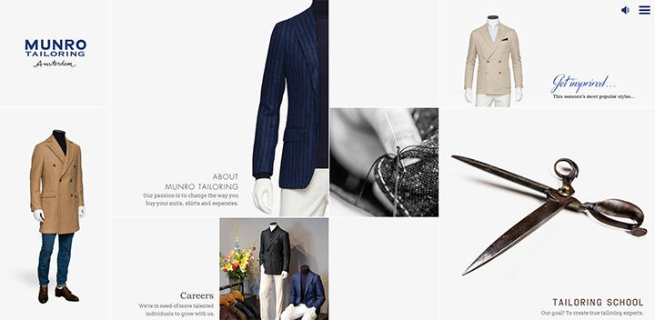 munro tailoring