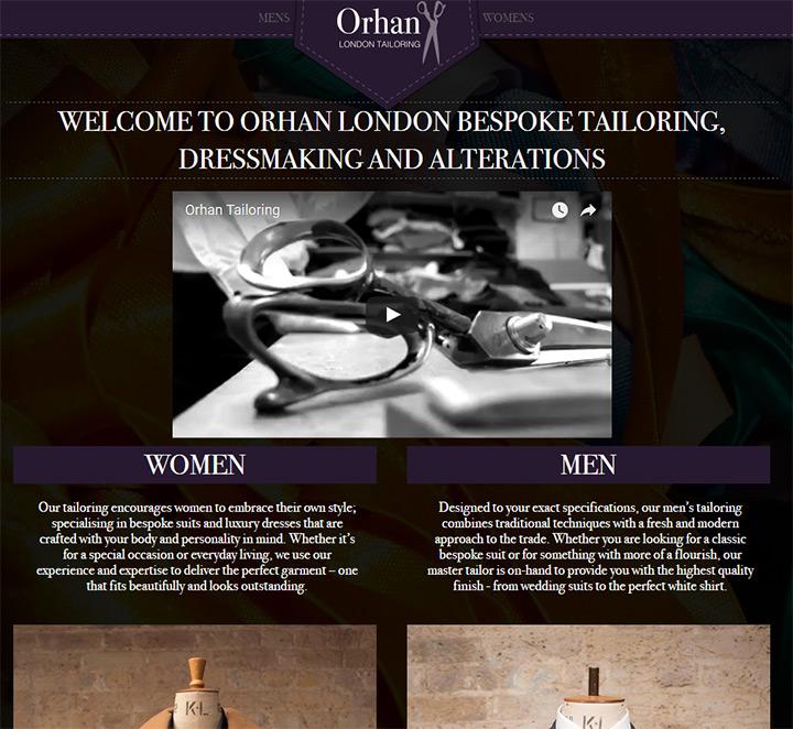 orhan tailor