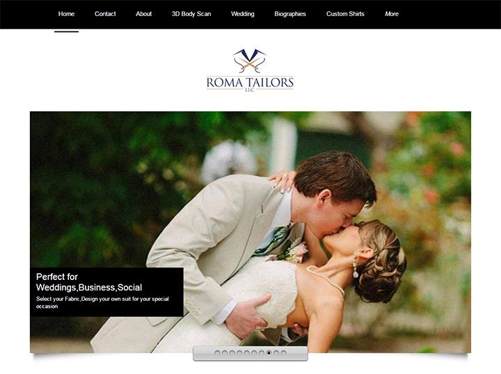 roma tailors