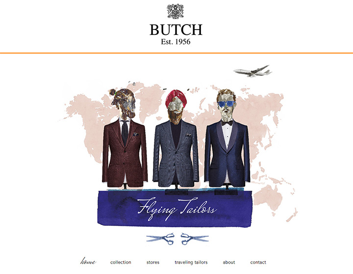 butch tailors