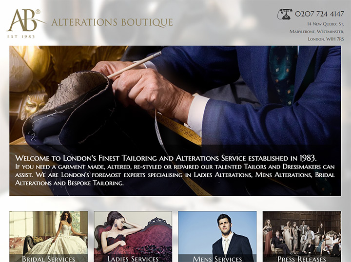 alterations bouqitue