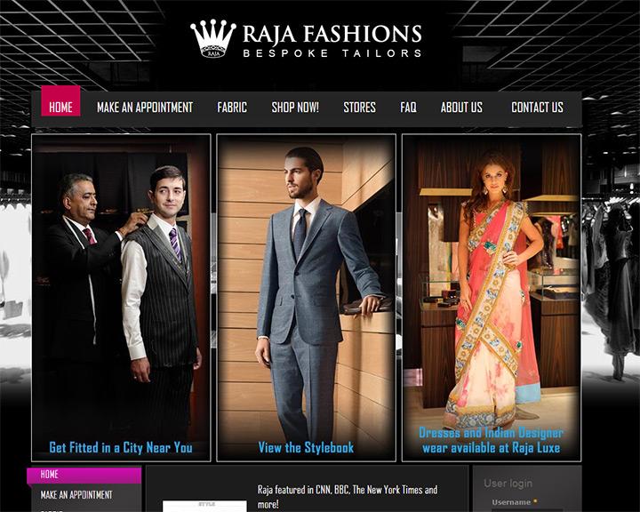 raja fashions