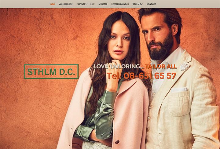 stockholm dc tailor