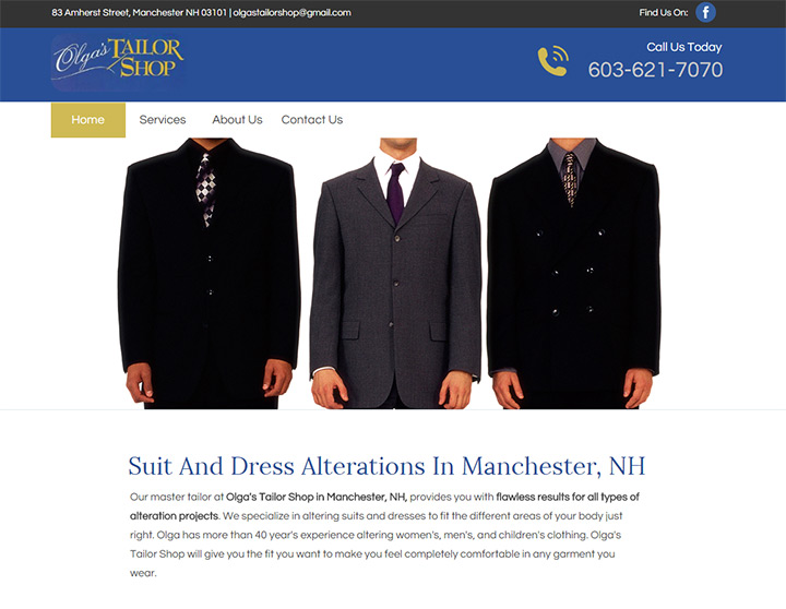 olgas tailor shop