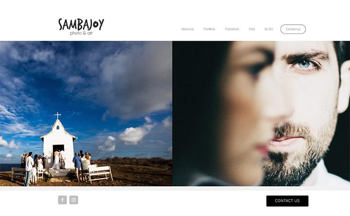 samba joy photography