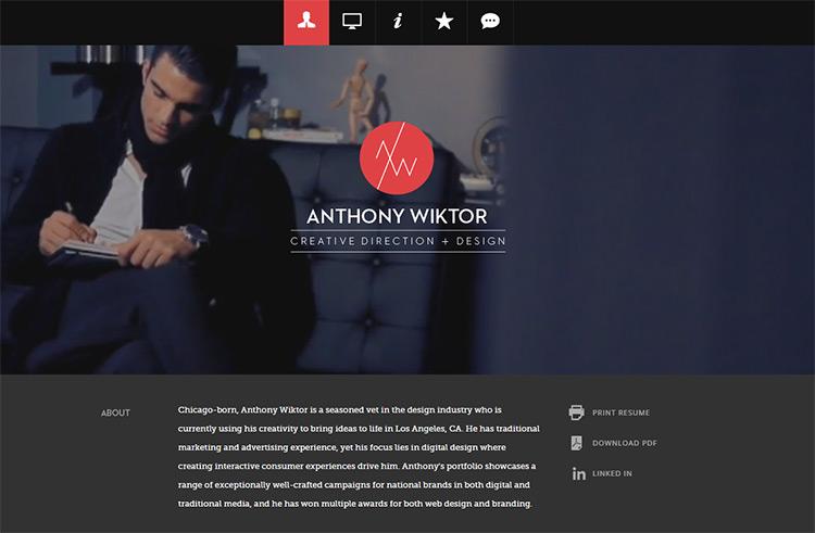 anthony wiktor