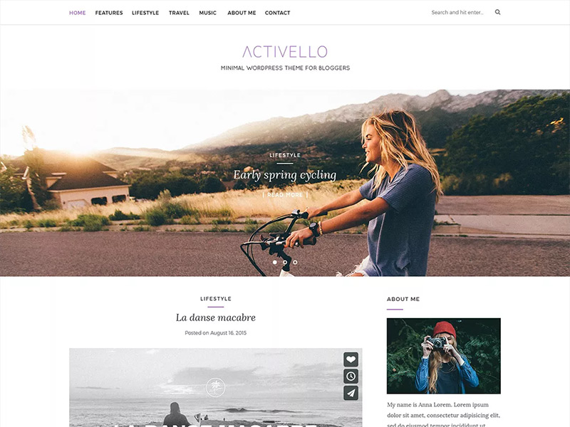 activello theme