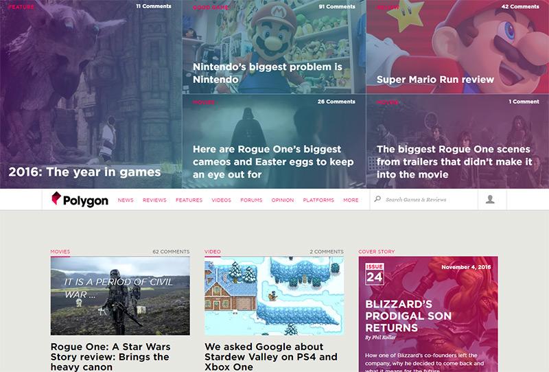 polygon gaming blog