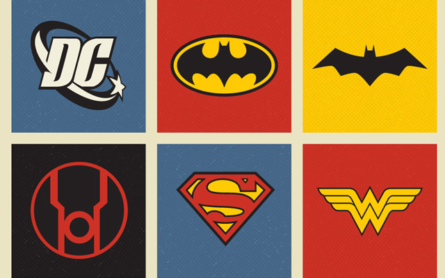 Dc Comics Logo Designer
