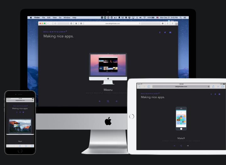 appolo jekyll app portfolio tools