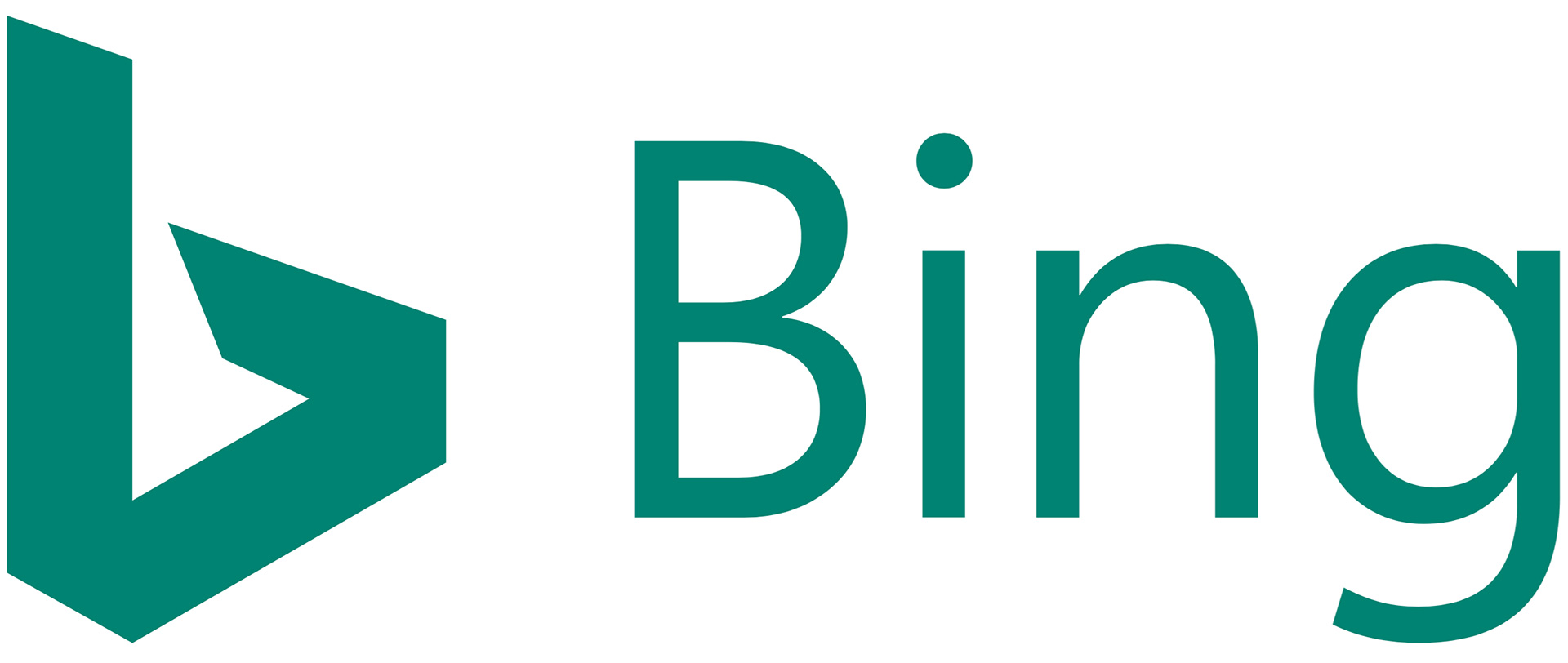 bing 2016 new logo full