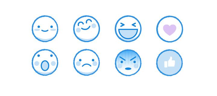 illustrator vector freebie emojis