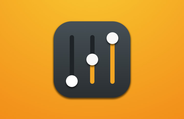 equalizer icon freebie