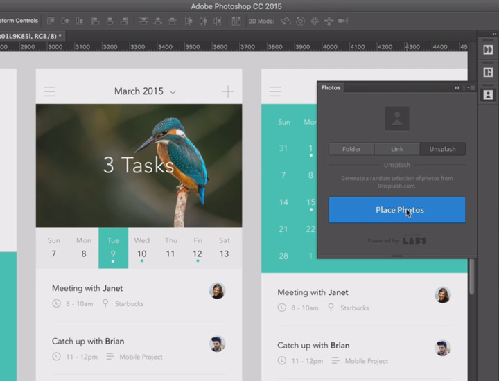 invision craft add-on for photoshop