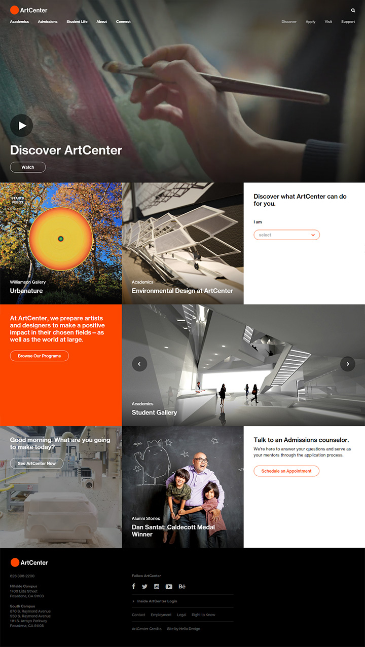 artcenter thumb new layout 2016 redesign