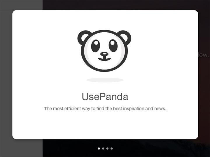 panda 4 reader logo freebie