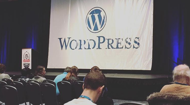 photo wordpress banner conference