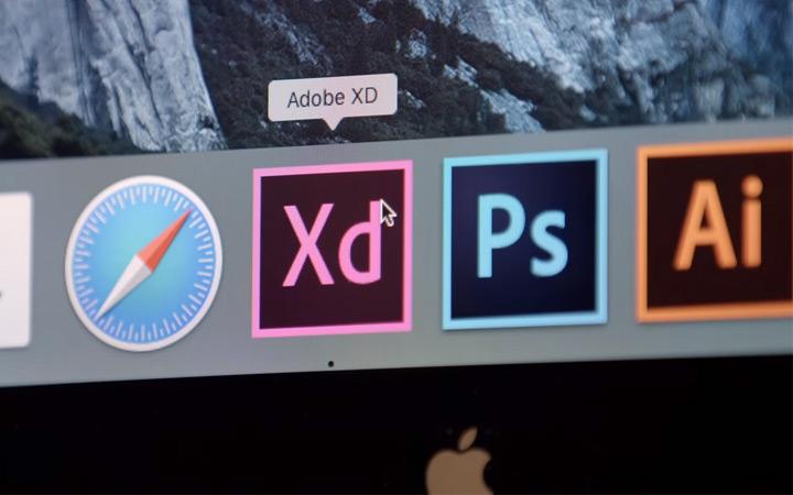 adobe experience design cc icon