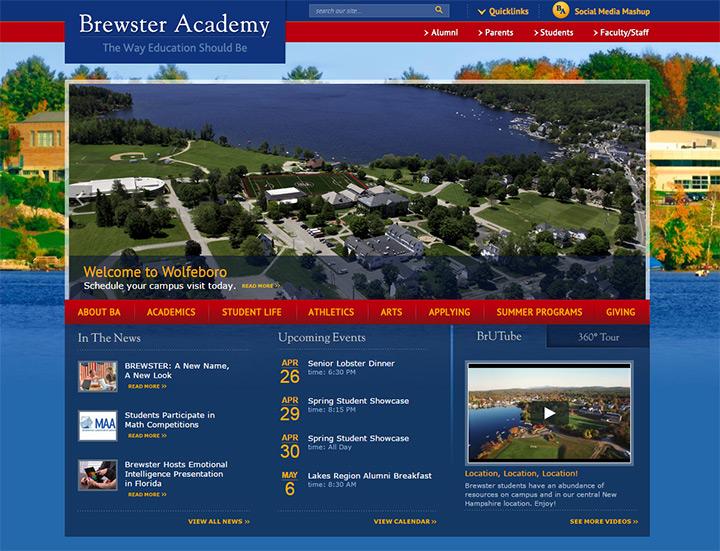 brewster academy school