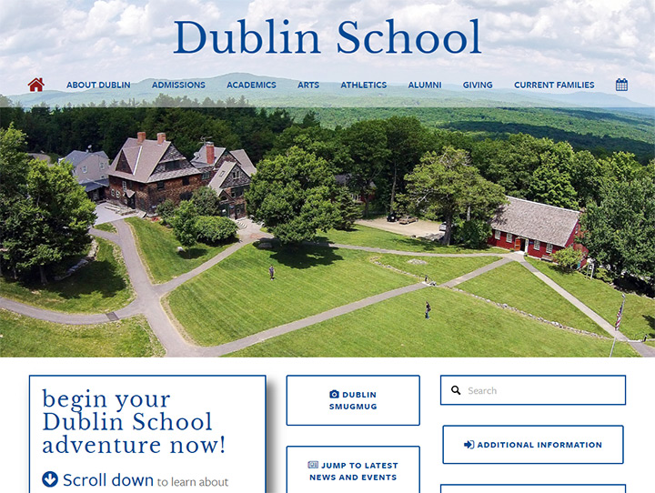 dublin high school website