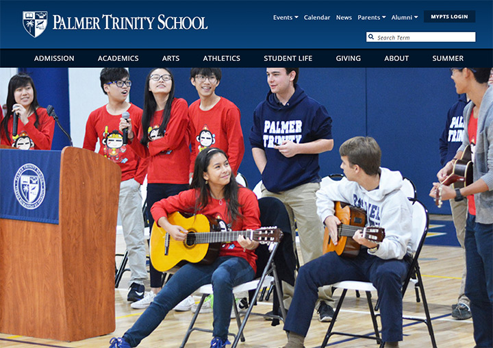 palmer trinity school website