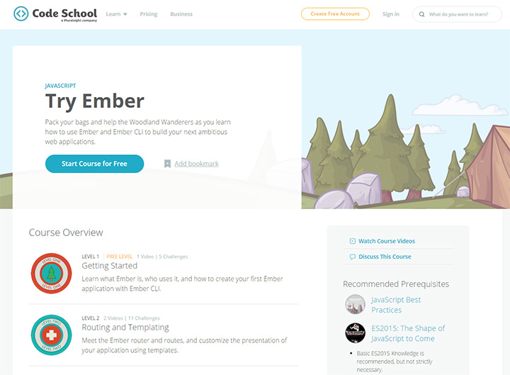 Learn Ember js From Scratch: Tuts, Books, and Resources for