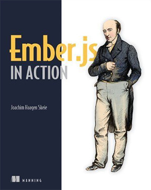 emberjs in action book cover