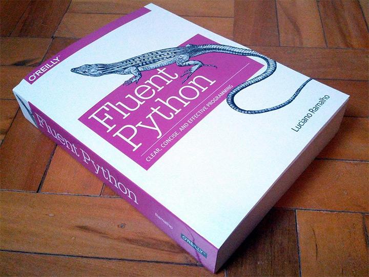 fluent python book release