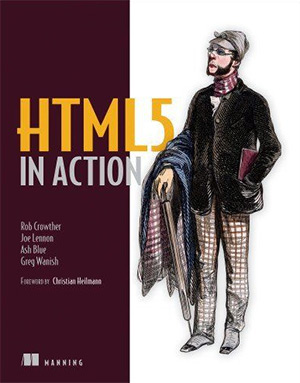 html5 in action book cover