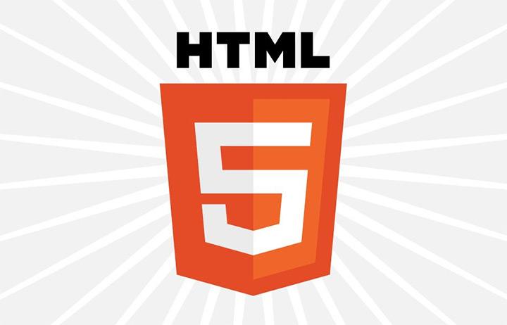 html5 logo design