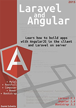 laravel angularjs book