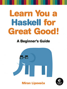haskell for great good