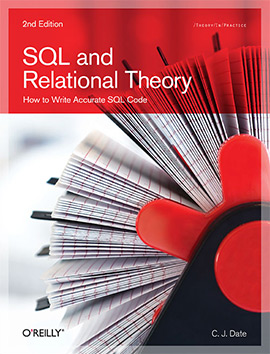 sql relational theory