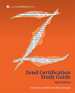zend php5 cert guide