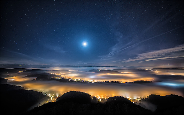 uetliberg switzerland swiss mountain wallpaper
