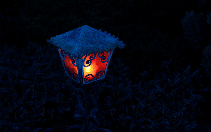 all saints day lantern wallpaper