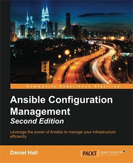 ansible config management