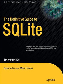 definitive guide to sqlite