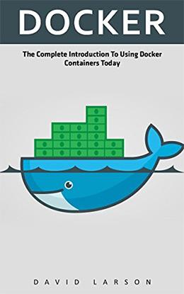 docker book cover