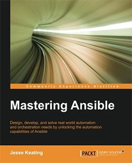 mastering ansible book