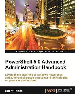 powershell5 admin handbook